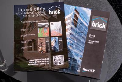 Brickland letak produkty a letak sluzby
