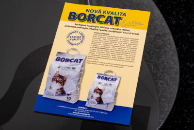 LB minerals letak Borcat