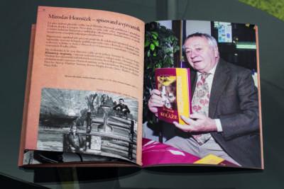 Brožura Miroslav Hrníček