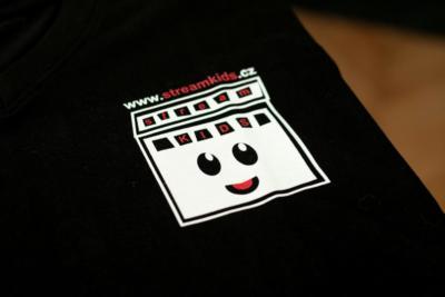 Filmová laboratoř - trička