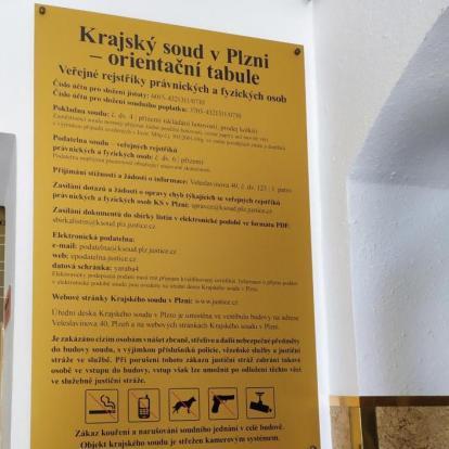Krajský soud Plzeň 2
