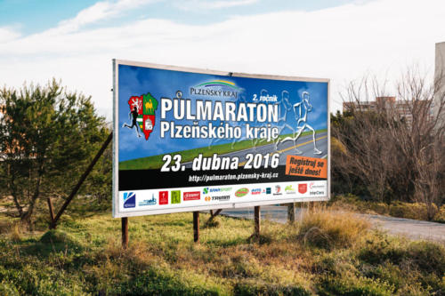 PlKr pulmaraton 2016 billboard