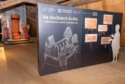Velhartice vystava ve sluzbach krale diplomacie 2018 01