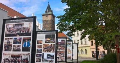 Výstava o Plzeňské filharmonii na Dni Plzně v Senátu